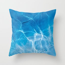 PISCINE Throw Pillow