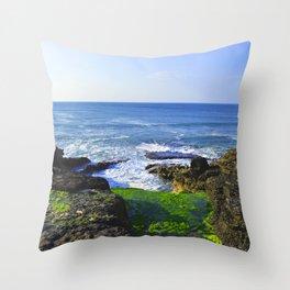Sligo Bay - Ireland Throw Pillow