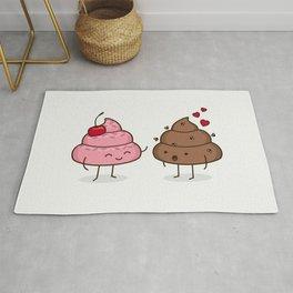 Love Sucks - Cute Doodles Rug