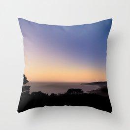 Sea Ranch Throw Pillow