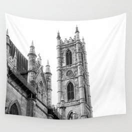 Notre-Dame Basilica Catholic Church Photography | Montreal | Quebec | Canada Wall Tapestry