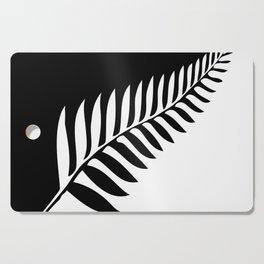 Silver Fern of New Zealand Cutting Board