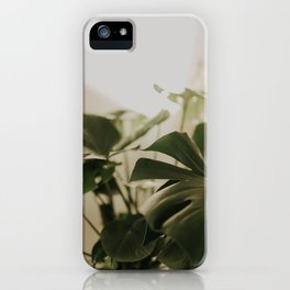 Botanica No 1 iPhone Case