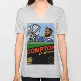 Compton Unisex V-Neck