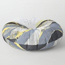 Summer Valley Floor Pillow