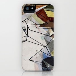 we all fall down iPhone Case