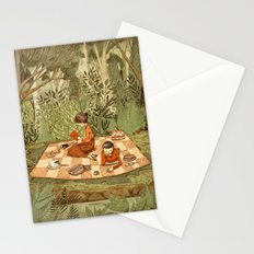 The Bibliophiles Stationery Cards