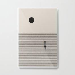 Nonconformist Move Metal Print