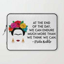 Frida's Strength Laptop Sleeve