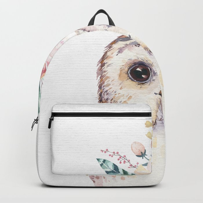 Forest Owl by Nature Magick Backpack