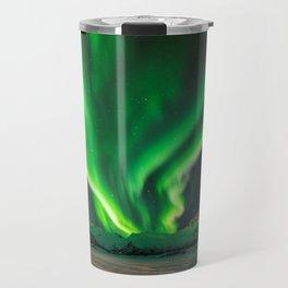 Beauty of Northern Lights Travel Mug