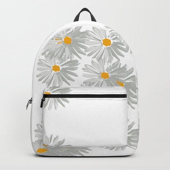 Flower white minimal margarita daisy by carolsalazar
