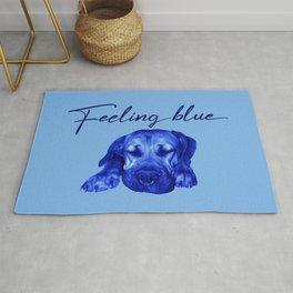 Feeling Blue Rug