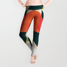 Reflection (of time and space) Leggings