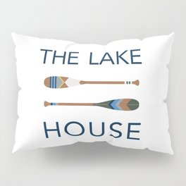 The Lake House Pillow Sham