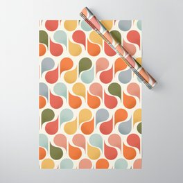 retro pattern no4 Wrapping Paper