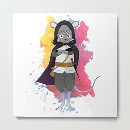 The Mousling Thief Metal Print