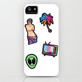MORADO iPhone Case