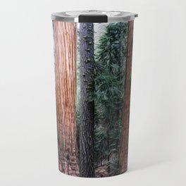 Alder Creek Giant Sequoia Grove California Travel Mug