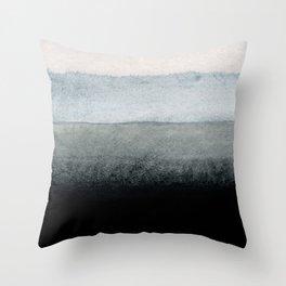 shades of grey Throw Pillow