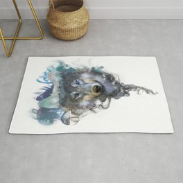Wolf - Spirit Animal Rug