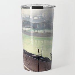 The Seine at Grenelle - Digital Remastered Edition Travel Mug