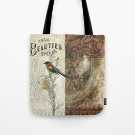 Vocal Beauties Tote Bag