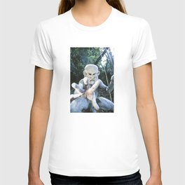 Papua New Guinea Ghost T-shirt