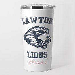 The Field Party - Lawton Lions Travel Mug