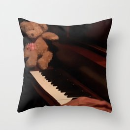 SleepyTime  Throw Pillow