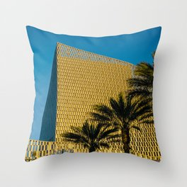 San Antonio Architecture Throw Pillow