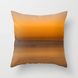 Seascape 012 Throw Pillow