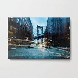 Brooklyn Bridge 2 Metal Print
