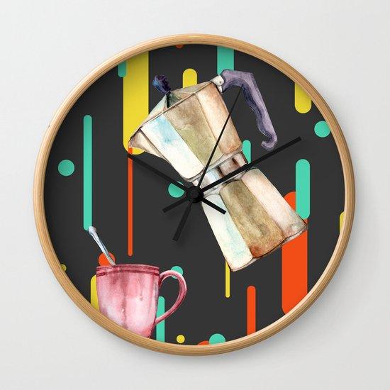 Coffee Pop Art Collage Good Morning by emmanuelsignorino