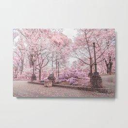 Spring In Atlanta Metal Print