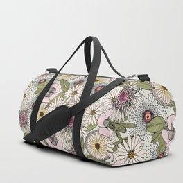 Australian garden chalk Duffle Bag