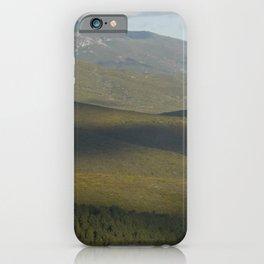 Green hills I Greece I Wanderlust I Fine art I Photography iPhone Case