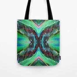 Textured Eye (view 3) Tote Bag