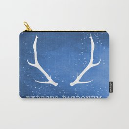 Expecto Patronum Blue Carry-All Pouch