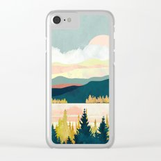 Lake Forest Clear iPhone Case