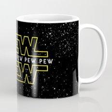 Pew Pew v2 Coffee Mug