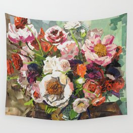 Tin Can Studios Floral 1 Wall Tapestry