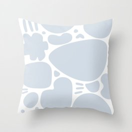 Clean Slate Throw Pillow