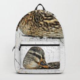 Mallard Hen Backpack