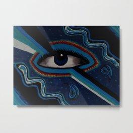 Third Eye Vision Metal Print