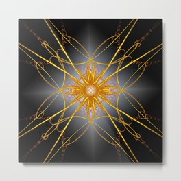 Jewelry for the gods! Metal Print