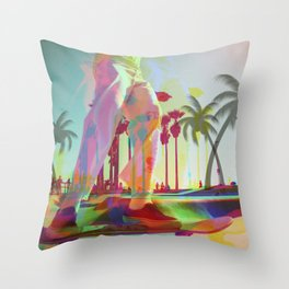 Sk*teboard Throw Pillow