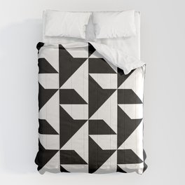 BW Tessellation 2 10 Comforters