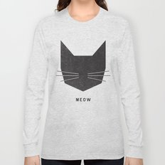 MEOW Long Sleeve T-shirt
