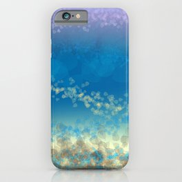 Abstract Seascape 03 wc iPhone Case